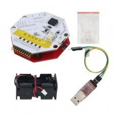 8 Channel Wifi Version OpenBCI V3 Compatible Open Source Arduino EEG Brain Electrical Module