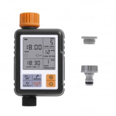 Automatic LCD Display Watering Timer Electronicwater irrigation Home Garden Water Timer For Garden Irrigation Controller