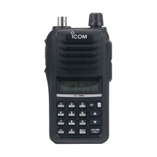 For ICOM IC-V86 Handheld Transceiver Walkie Talkie Two Way Radio VHF Transceiver 7W 10KM