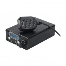 USDX+ HF Transceiver Shortwave QRP SSB/CW Transceiver 3W-5W All Mode 8 Band Upgraded Version Of USDX
