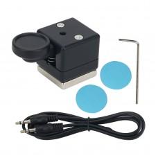 QU-21A Magic Rabbit Morse Key Telegraph Key Ham Radio Gadget Designed With Magnet For Absorption