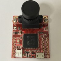 Camera Module With Key Compatible With OpenMV4 H7 Cam Smart Camera For Image Processing QR Code