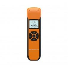 GUANGYAN G10 Series Optical Power Meter Mini Fiber Optic Power Meter Red Light Range -70 To 10DBm