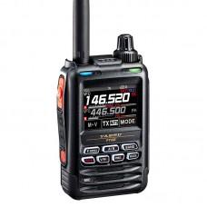 YAESU FT5DR Digital Walkie Talkie Handheld Transceiver 5W 3KM Two Way Radio Waterproof GPS Recording