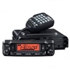 YAESU FTM-6000R Dual Band Mobile Radio 50W Car VHF UHF Transceiver Communication Distance Over 10KM