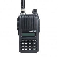 For ICOM IC-V80E VHF Transceiver Marine Transceiver Walkie Talkie 8W 10KM With Emergency Alarm
