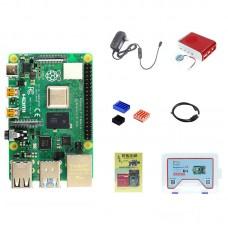 For Raspberry Pi 4 Model B 4GB RAM Raspberry Pi 4 Computer Model B Module Kit Without SD Card