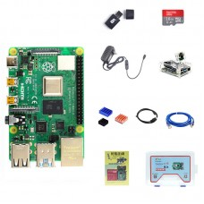 For Raspberry Pi 4 Model B 4GB RAM Raspberry Pi 4 Computer Model B Module Kit With Camera