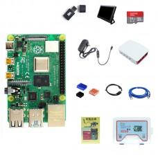 "For Raspberry Pi 4 Model B 4GB RAM Raspberry Pi 4 Computer Model B Module Kit With 7"" Screen Display"
