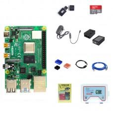 "For Raspberry Pi 4 Model B 8GB RAM Raspberry Pi 4 Computer Model B Board Kit With 3.5"" Screen"