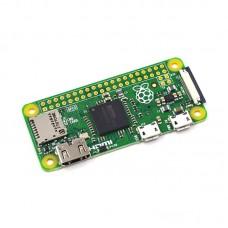 RPI ZERO W Single Board Computer 1GHz CPU 512MB RAM Wireless Bluetooth 4.1 For Raspberry Pi ZERO W