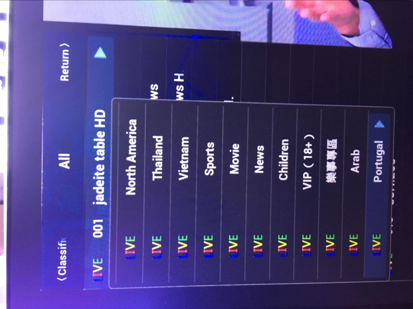 Evpad Pro+ IP TV Set Top Box Android HD 1G+16G Korean