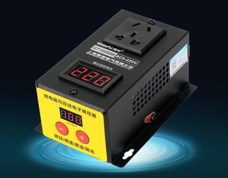 Electronic Voltage Regulator Speed Controller Thyristor