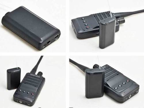 CW-04 High Sensitivity Pickup Mic Spy Bug Wireless Audio