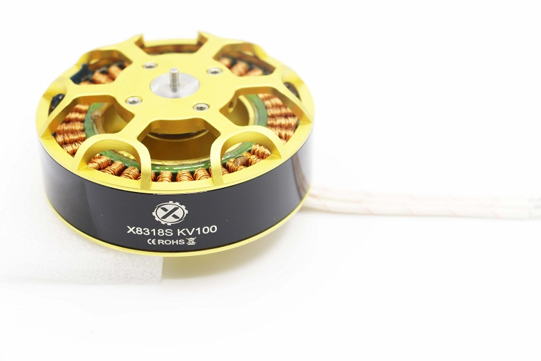 Brushless Motor 100KV Multi-Axis 36N40P for Agricultural Drone FPV Multicopter