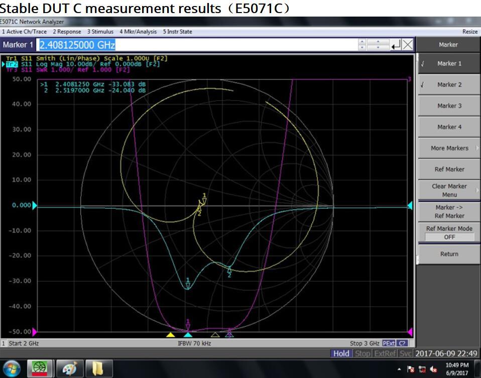 Vector Network Analyzer S Parameter : Vna m ghz vector network analyzer minivna tiny vhf uhf