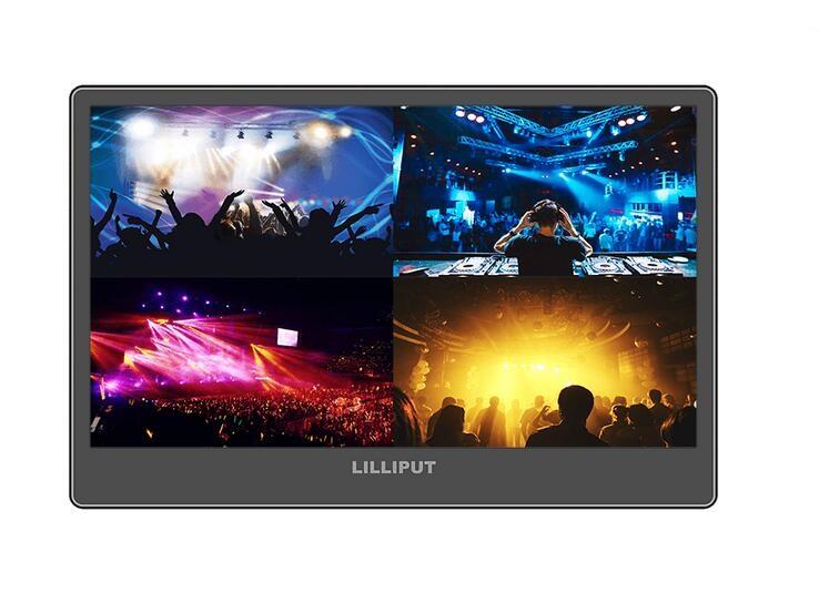 A12 12 5 Inch Camera Broadcast Monitor Ultra Hd 3840x2160