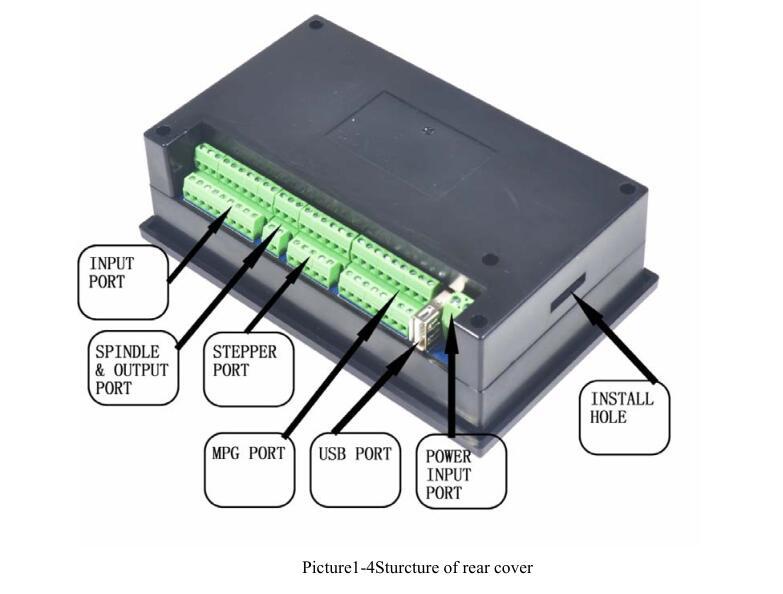 NVUM_SP DDCSV2 1 CNC 3-Axis Engraving Controller Motion