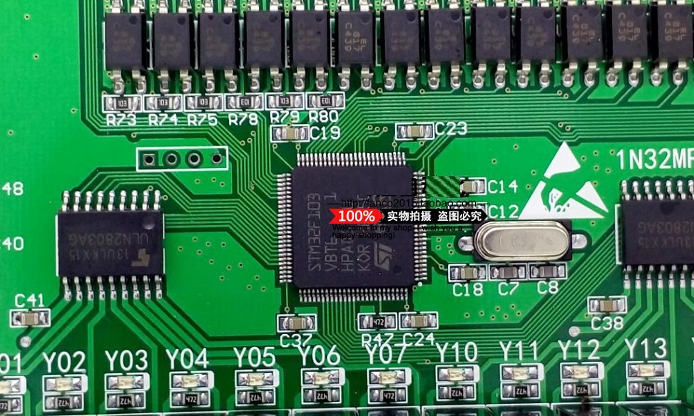 FX1N 30MR PLC Industrial Control Board 16 Input 14 Output