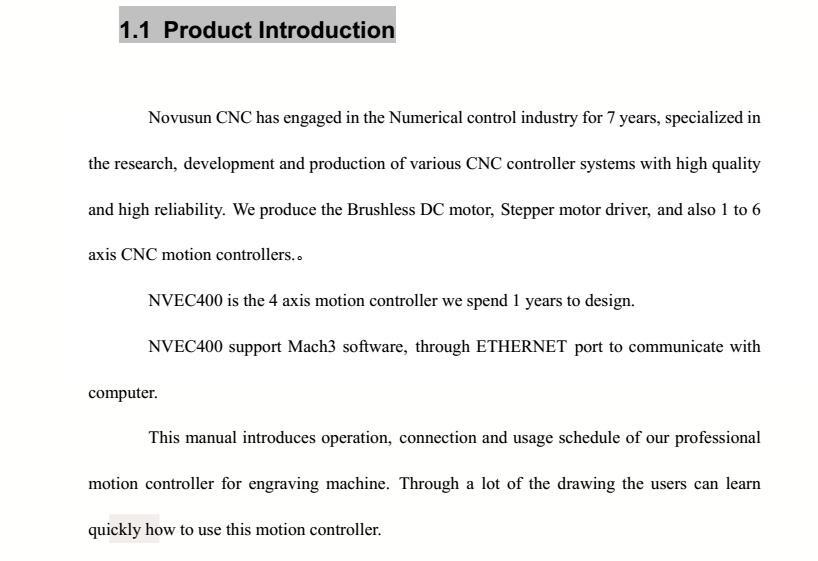 stepper motor control software