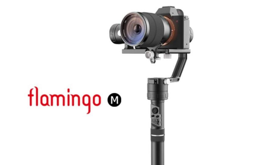 Details about Tarot Flamingo-M Smart Tracking 3-Axis Handheld Gimbal with  ZYX APP Control sz