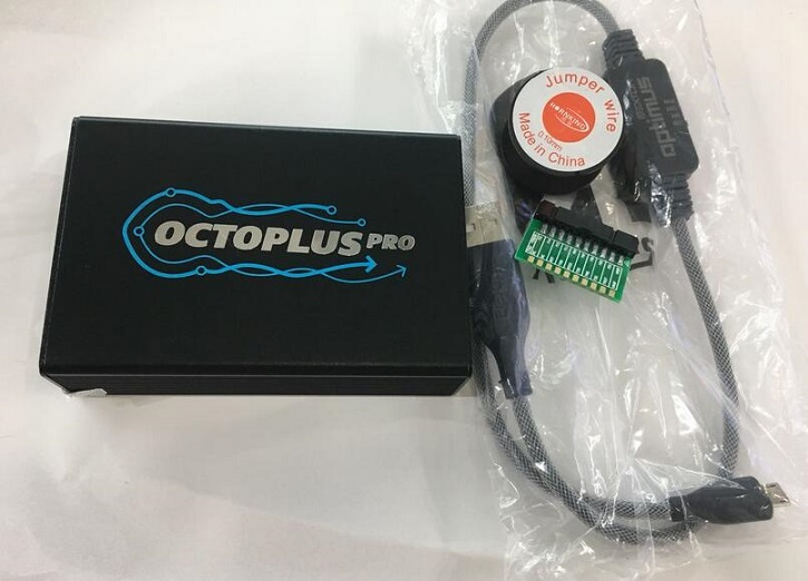 New Octoplus Pro Box Complete Samsung LG Repair Activated