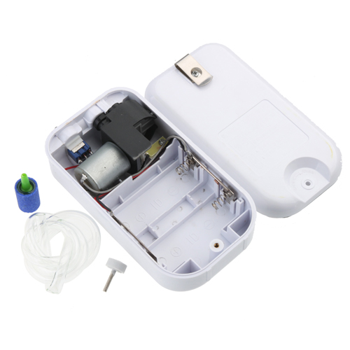 Dual Speed AP3502 Increasing Oxygen Pump With Car Adapter