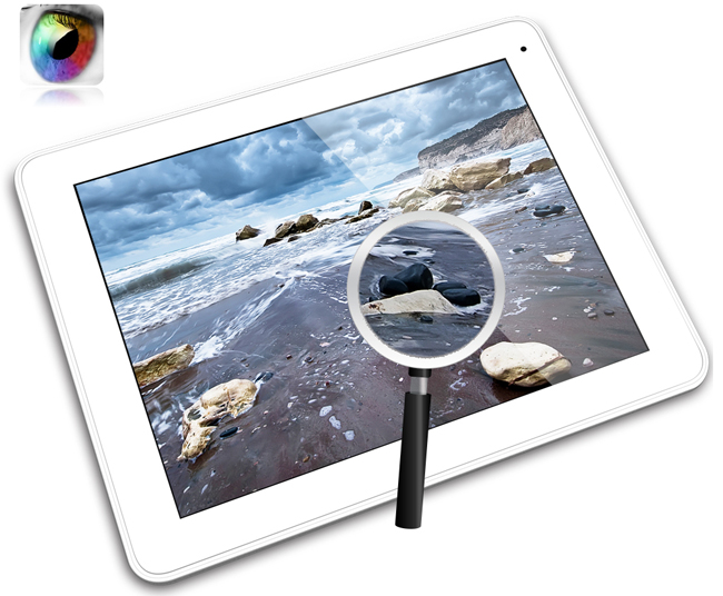 Window (YuanDao) N90FHD Dual Core Tablet PC 9.7 Inch Retina Screen RK3066 Android 4.1 1GB RAM 32GB Dual Camera White