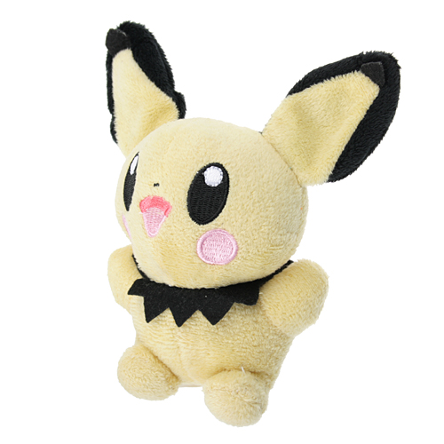 Cute 5'' Pokemon Pichu Stuffed Plush Doll Toy