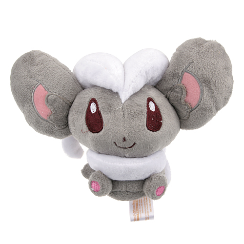 Pokemon Minccino Cinccino Stuffed Plush Toy  14CM Teddy Doll