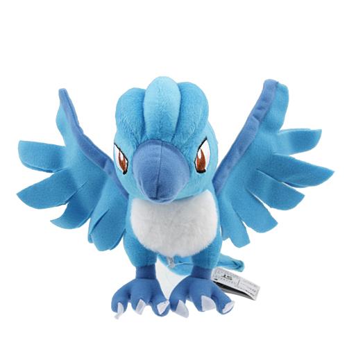 6.5'' Ice Bird Figure Stuffed Plush Doll Toy