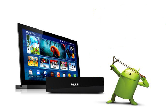 MeLE Smart Home Theater PC A1000 Android2.3 Support HDMI 3D Video