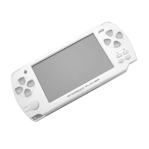 JXD S602 Game Tablet PC 4.3 Inch HDMI 4G Android 4.0 HDMI Camera White