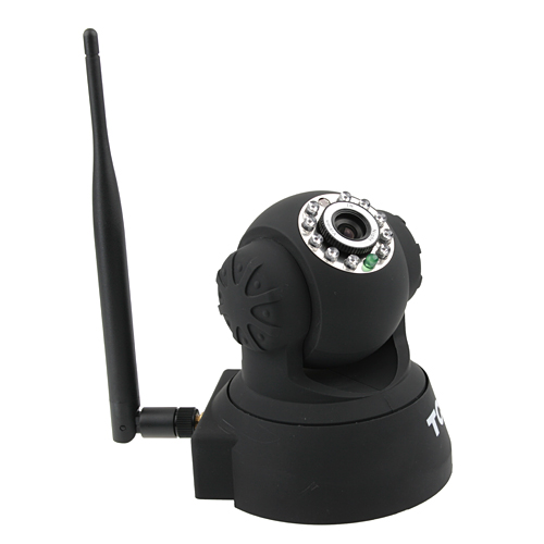 TCL-IPROBOT 2 Wireless 0.3 Mega Pixels CMOS Security IP Camera