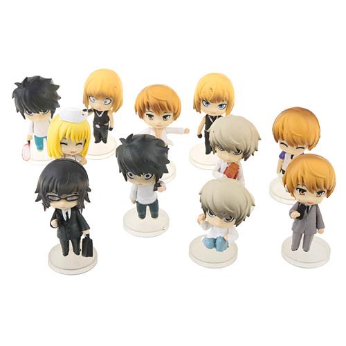 11pcs Mysterious Death Note Action Figures Toy Set