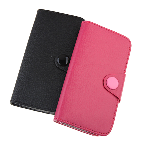 Leather Protective Case for iPhone 5