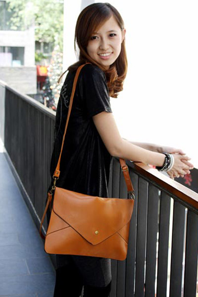 Stylish OL Style Retro Business Handbag