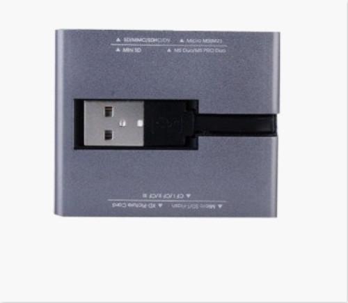 SY-660 USB 2.0 Mini Multi in One Hi-Speed  Memory Card Reader