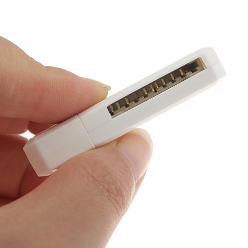 SY-363 Vista 2.0 USB Memory Card Reader 480Mbps