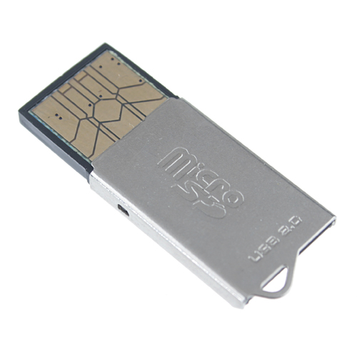 SY-T90 Hi-speed TF Card Reader 480Mbps