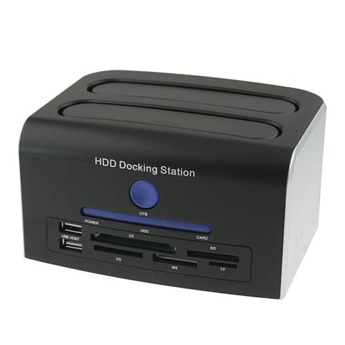 USB 2.0  eSATA Interface 2.5/ 3.5
