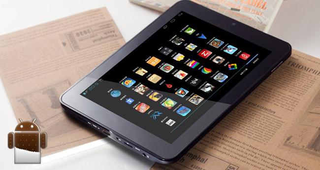 Ramos W13Pro 8 Inch Tablet PC Cortex A9 Dual Core HD Screen 1GB Ram 16G