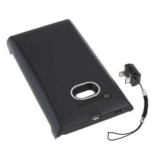 2400mAh Battery Case for NOKIA Lumia 900
