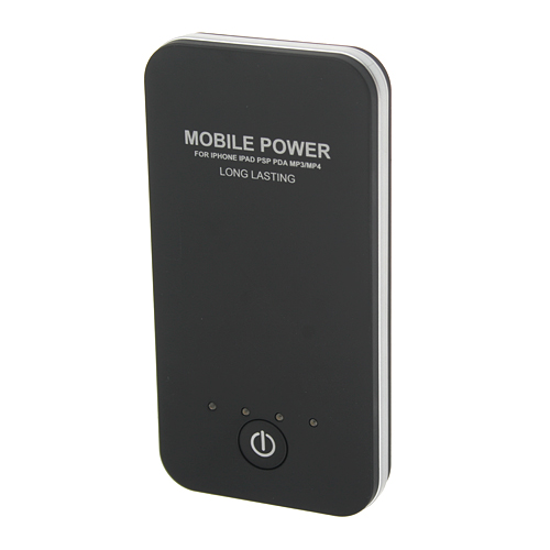 5200mAh Portable Power Bank for iPhone HTC Mobile Phone PSP