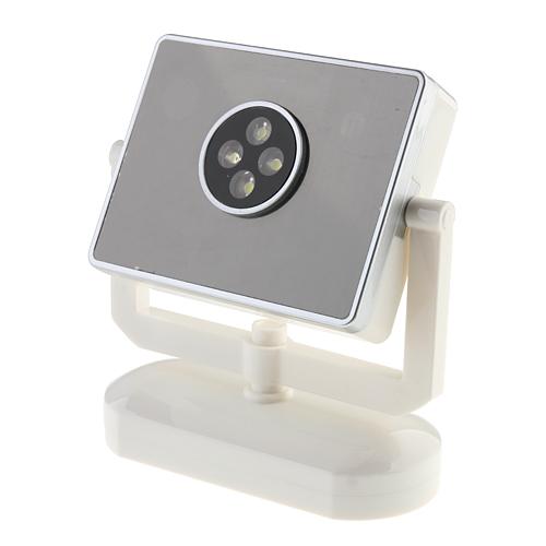 H.264 LCD DVR Multifunctional Fashionable Intelligent 5 Mega Pixels Surveillance Night-light