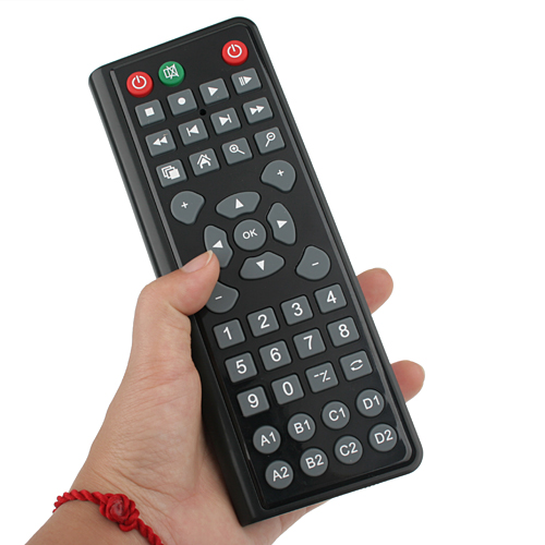 AK810 2.4GHz Wireless Keyboard Mouse Infrared Remote Control for HTPC TV Network Media