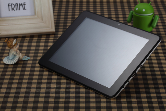 ICOO iCou8Pro 8 Inch Tablet PC Dual Core Android 4.0 1GB RAM 8GB Camera HDMI Silver