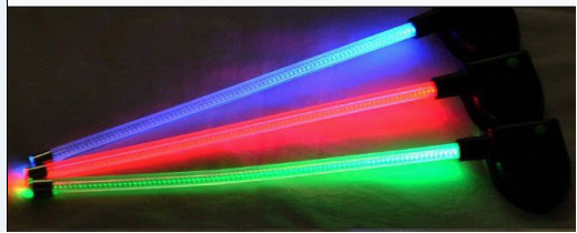 Cool LED Wheel Glow Strips Lights for Bicycle Bike