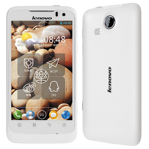 Lenovo LePhone P700i Android 4.0 OS 5.0MP Camera 4.0 Inch IPS Screen 3G GPS - White
