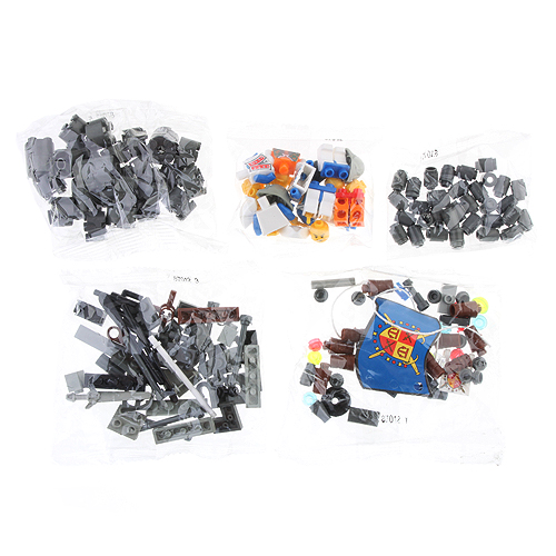 Pirates King Assembly Model Kit Educational Toy Set